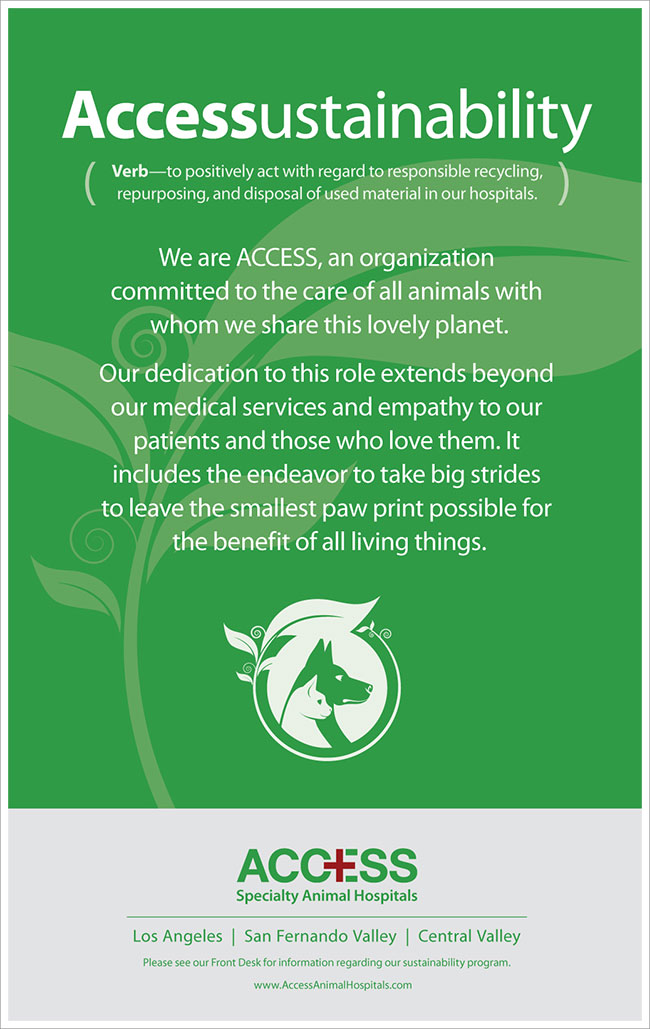 ACCESS-Sustainability-Mission-Poster